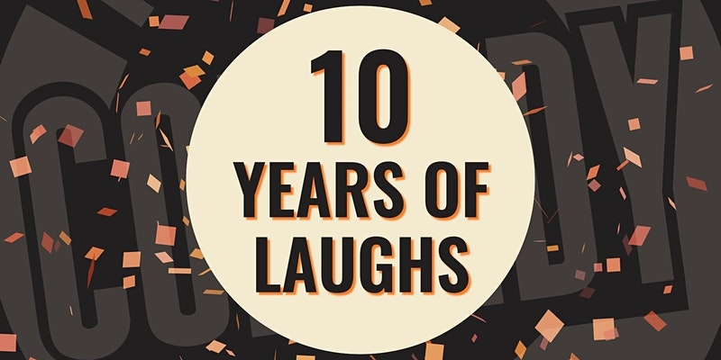 10 Years of Laughs